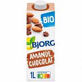 Bjorg boisson amande chocolat 1l