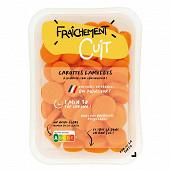 Lunor carottes lamelles 280g