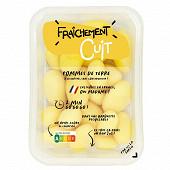 Lunor pommes de terre entières sans peau 370g