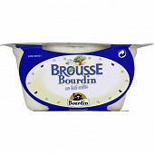 Bourdin brousse au lait entier 400g