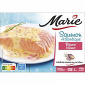 Marie saumon d'Atlantique au beurre blanc 400g