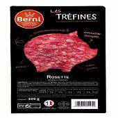 Berni rosette pur porc tranché 100g
