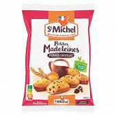 St michel madeleines coquilles pepites de chocolat oeuf en plein air 400g