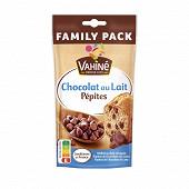 Vahiné pépites chocolat au lait 200g