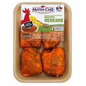 Maitre coq haut cuisse poulet déjointée mexicain 500g