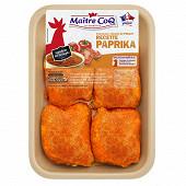 Maitre coq haut cuisse poulet déjointée papripa 500g