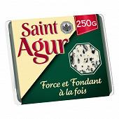 Saint agur portion format familial 250g