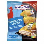 Maitre Coq cordon bleu de poulet 1kg