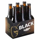Licorne black basket pack 6x33cl 6%vol