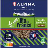 Alpina savoie nouille savoisienne blé complet bio 500g