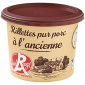Bahier rillettes du Mans au porc label rouge 220g