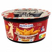 Maître Coq tenders de filet de poulet crousty en box 380g