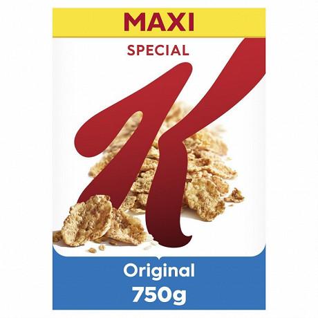 Kellogg's spécial K céréales nature 750g
