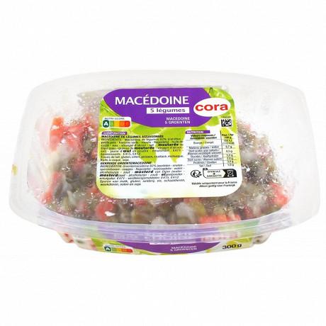 Cora macédoine de légumes 300g