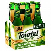Tourtel twist facon mojito 6x27.5cl 0%vol
