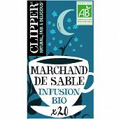 Clipper infusion marchand de sable 30g