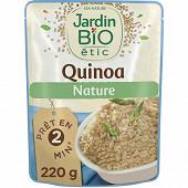 Jardin bio quinoa sans gluten bio 220g