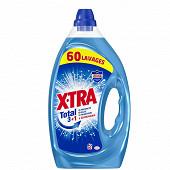 Xtra total 3l - 60 lavages
