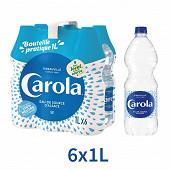Carola bleue pet 6x1l