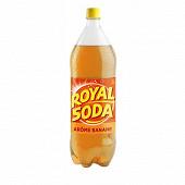 Royal soda banane 2L