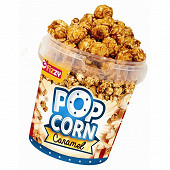 Fizzy pop corn caramélisé pot 150g
