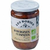 Les bories Aubergines cuisinées façon Méditerranéenne 585g