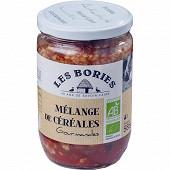 Les bories Mélange de céréales Gourmandes (épeautre, millet, riz) 585g