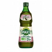 Puget huile d'olive bio récolte à maturité douce 75cl