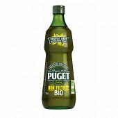 Puget huile non filtrée bio 75cl