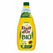 Fruit d'or huile tournesol bio 1l