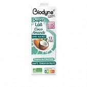 Supplex super lait amande coco 1l