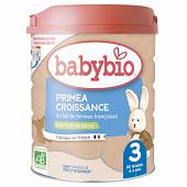 Babybio Priméa 3ème âge de 10 à 36 mois 800g