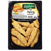 Reghalal spicy poulet 100% halal 400g