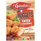 Le Gaulois 10 nuggets de dinde extra croustillant 200g