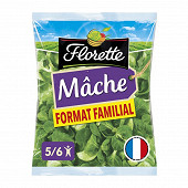 Florette salade mâche format familial sachet 200g