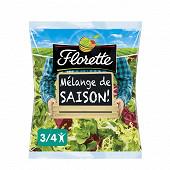 Florette salade mélange de saison sachet 180g