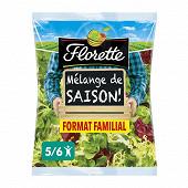 Florette salade mélange de saison maxi format sachet 320g