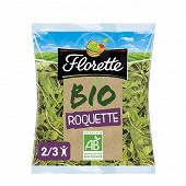Florette salade roquette bio sachet 100g