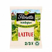 Florette salade laitue agrilogique sachet 150g