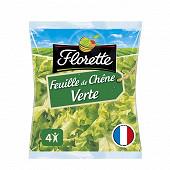 Florette salade petites feuilles de chêne vertes sachet 150g