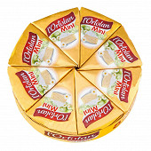 L'ortolan 8 portions Fromagerie Milleret 240g