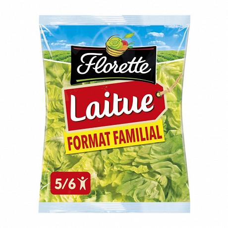 Florette salade coeur de laitue sachet 320g