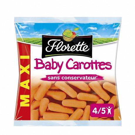 Florette baby carottes 450g