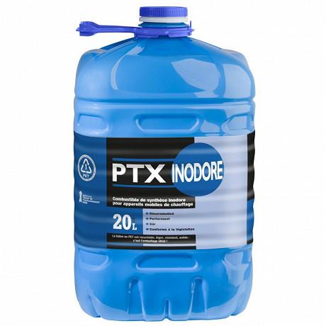Ptx combustible inodore bio bidon 20 litres