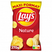 Lay's chips nature maxi format 370g