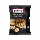 Labeyrie petits pains aux figues pour foie gras 100g