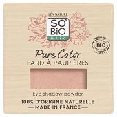 So bio fard a paupieres pure color 04 rose tendresse