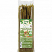 Jardin bio etic spaghetti quinoa persil ail 500g