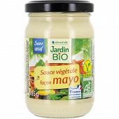 Jardin bio sauce mayonnaise végan bio 185g
