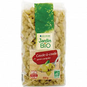 Jardin bio coude-à-coude semi complets bio cuisson express 3mn 500g